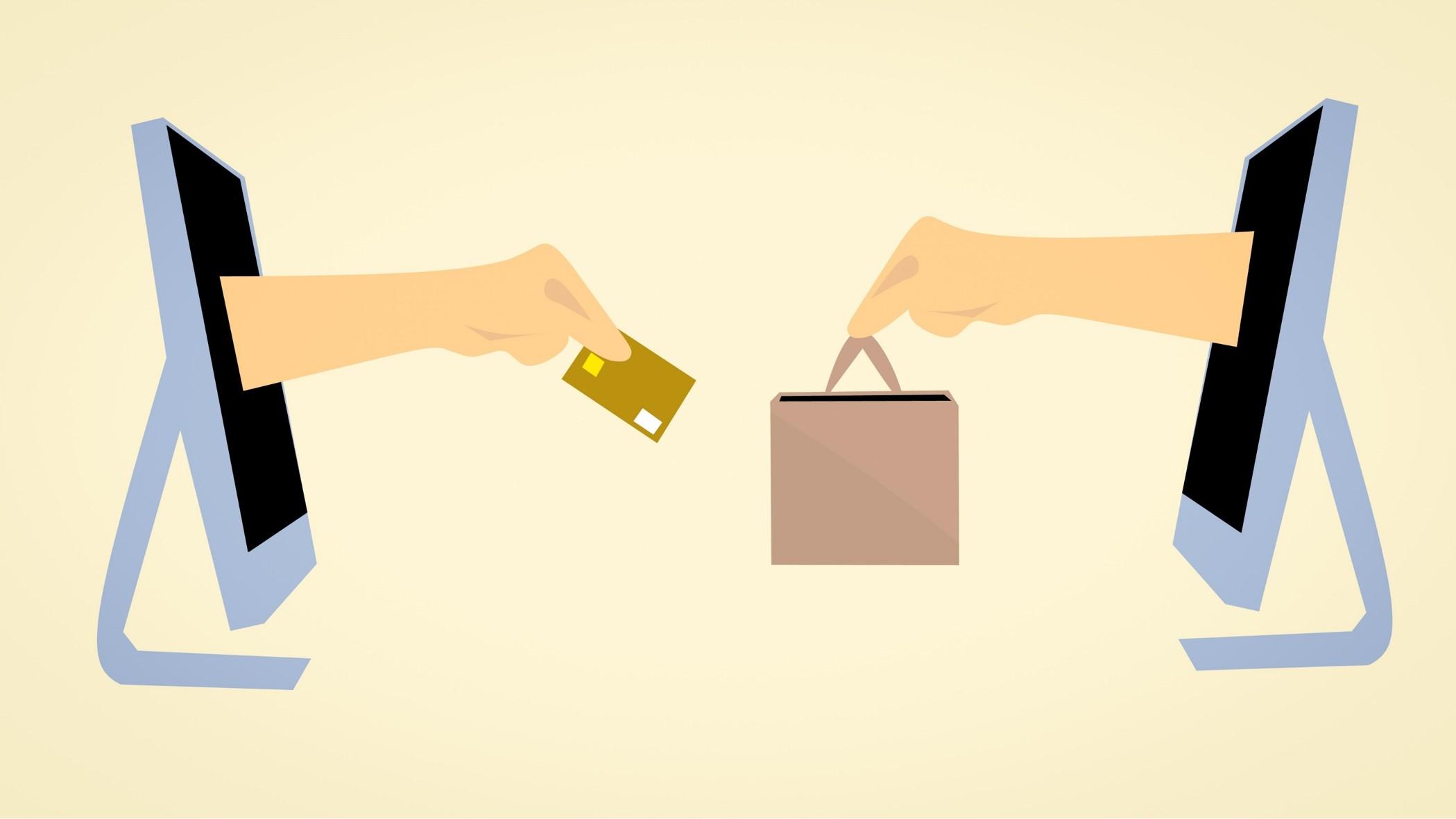 Titelbild der Studie Zahlungsabwicklung und Forderungsmanagement im Online-Handel in Zeiten von Corona