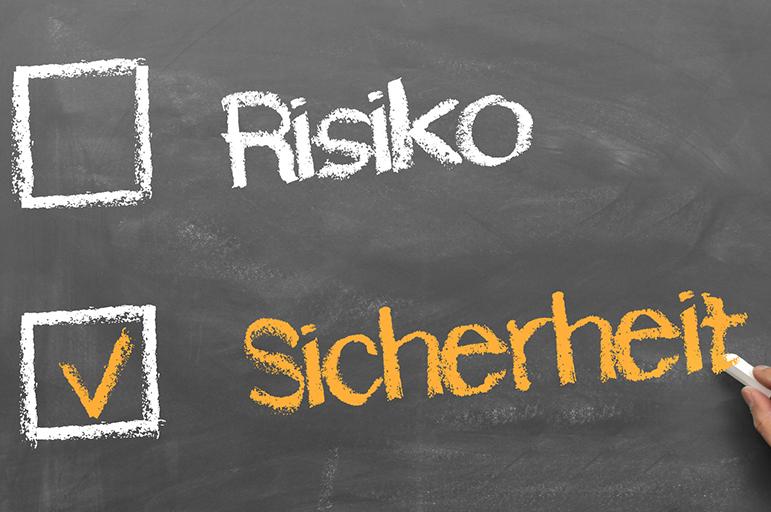 Titelbild der Studie Risiken von Online-Händlern